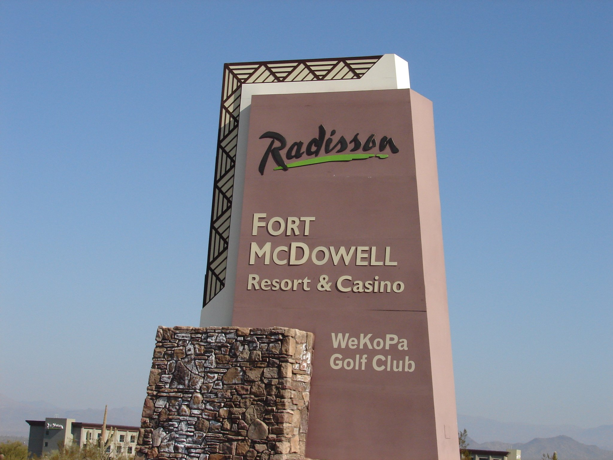 Gambling real estate