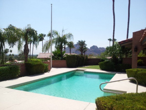 Pool Time in Fountain Hills