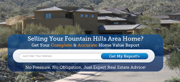 Fountain Hills Home Value Report